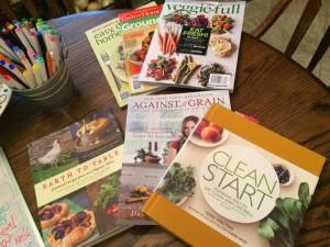 CookbooksMagazines