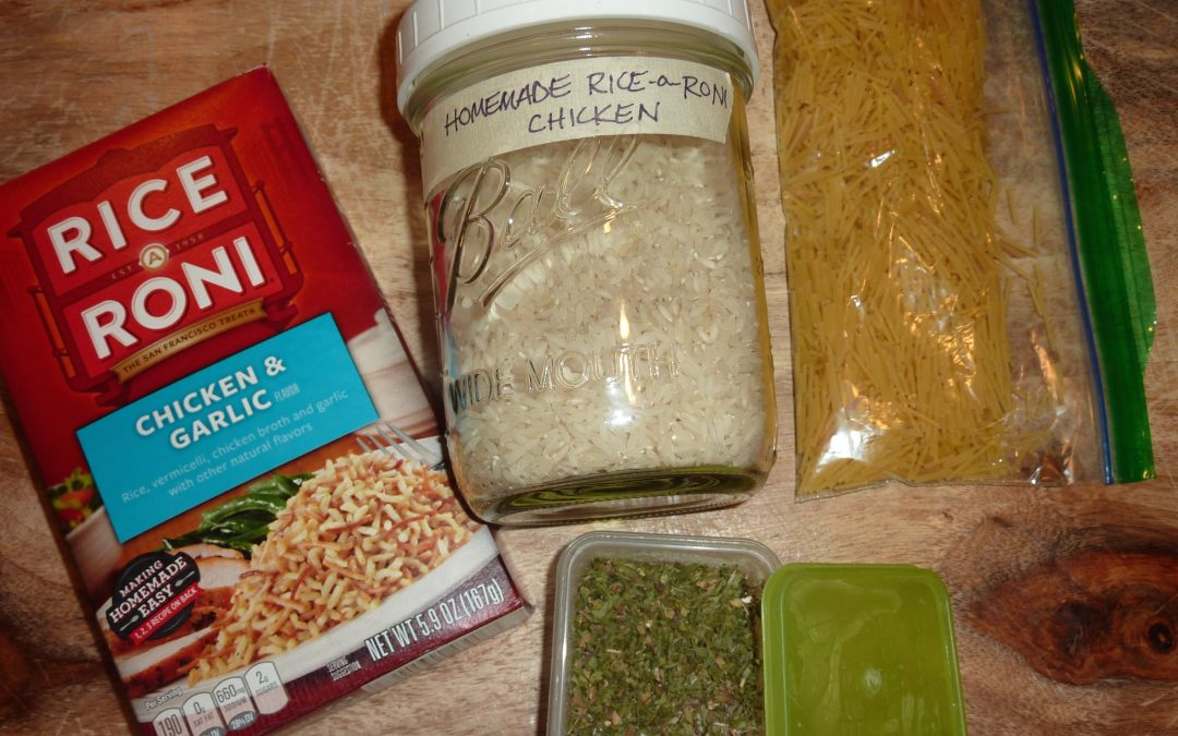 Boxed-to-Basics: Soaked Homemade Rice-a-Roni